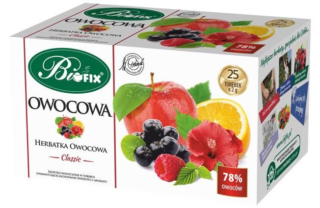 BIFIX EX.CLASSIC OWOCOWA 25/2g*10