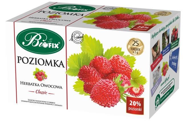 BIFIX EX.CLASSIC POZIOMKA 25/2g*10