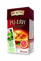BIG-A EX PU ERH GRAPEFRUIT 20/1,8g*12