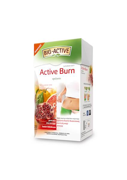 BIG-A EX LK SPALANIE Active Burn 20/2g*12