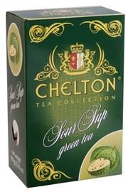 CHELTON LIŚĆ GREEN SUOR SUP 100g*24
