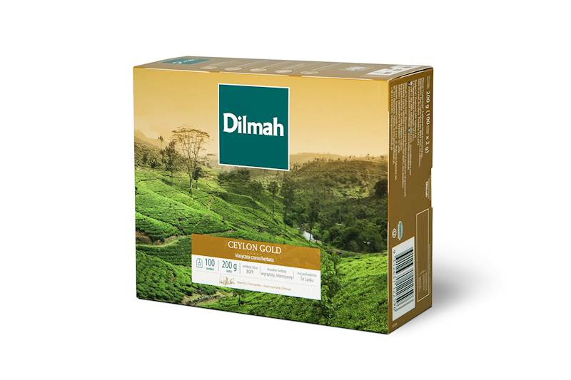 DILMAH EX GOLD CEYLON 100/2g*12