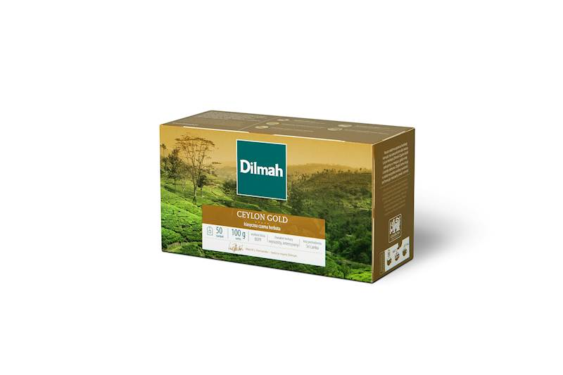 DILMAH EX GOLD CEYLON 50/2g*12