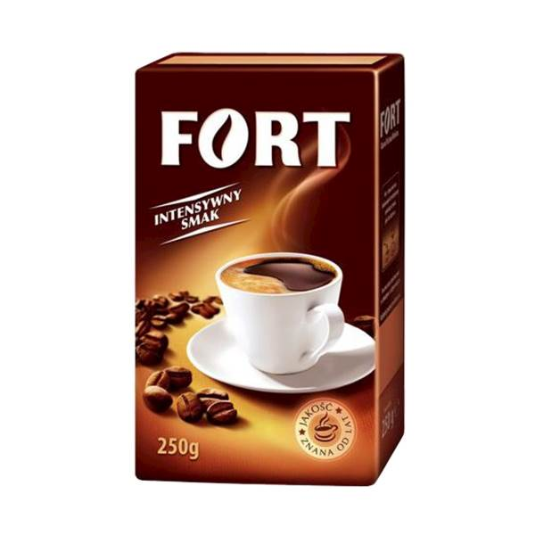 STRAUSS FORT MIELONA 250g*12