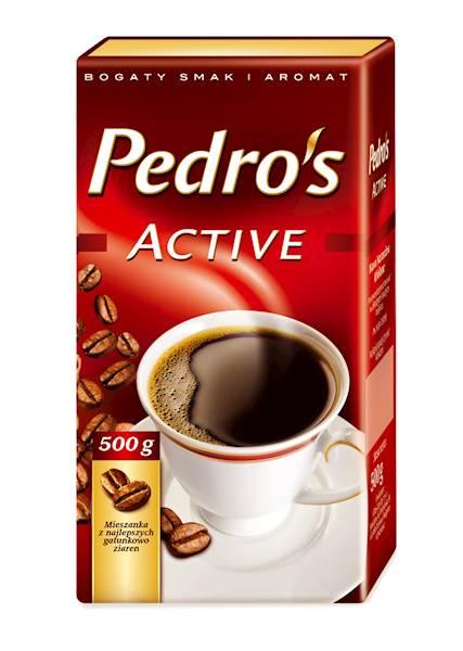STRAUSS PEDROS MIELONA 500g*12