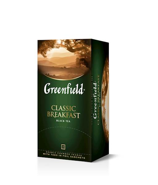 GREENFIELD EX BREAKFAST 25/2g*12