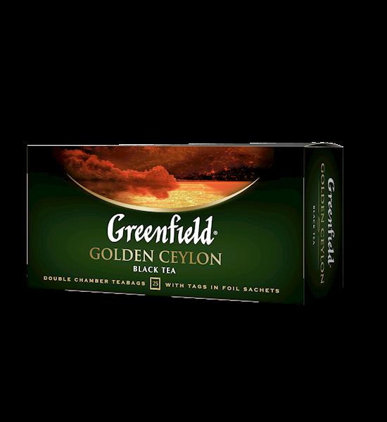 GREENFIELD EX CEYLON 25/2g*15