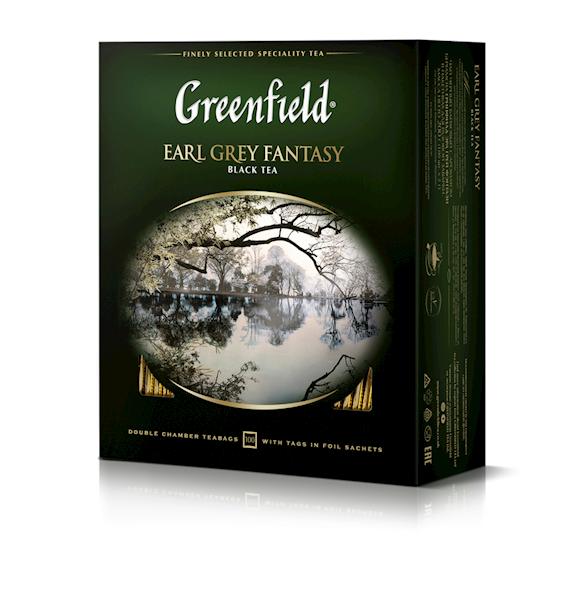 GREENFIELD EX E.GREY 100/2g*9
