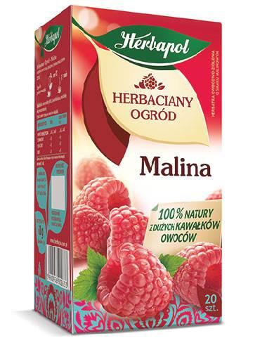 HERBAPOL EX HO MALINA 20/3g*12