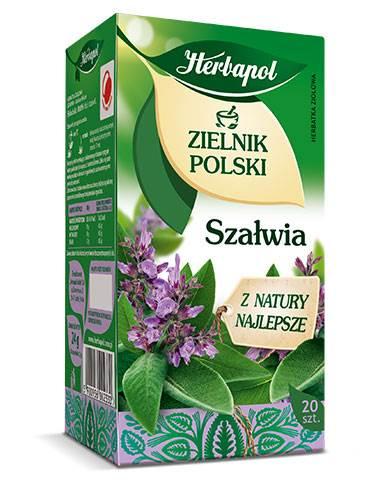 HERBAPOL EX SZAŁWIA 20/1,2g*12