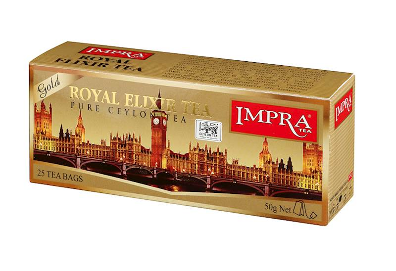 IMPRA EX ROYAL ELIXIR GOLD 25/2g*48