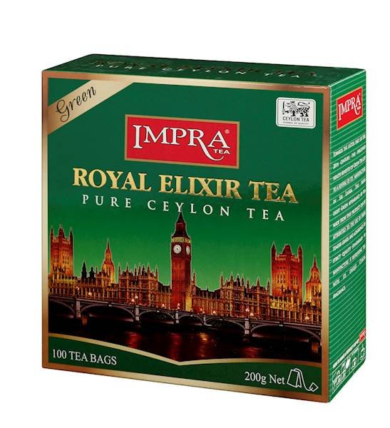IMPRA EX ROYAL ELIXIR GREEN 100/2g*36