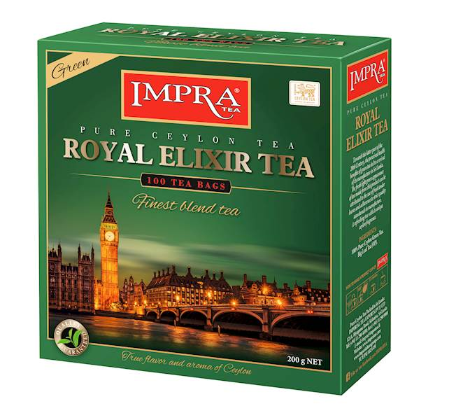 IMPRA EX ROYAL ELIXIR GREEN 100/2g*36