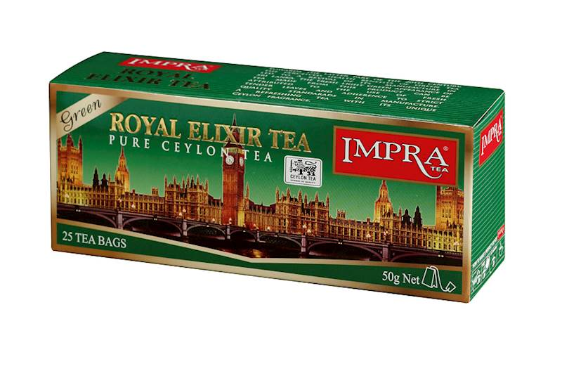 IMPRA EX ROYAL ELIXIR GREEN 25/2g*48