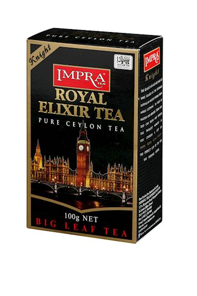IMPRA LIŚĆ ROYAL ELIXIR KNIGHT 100g*30