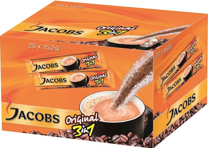 JACOBS 3w1 20x15,3g*6