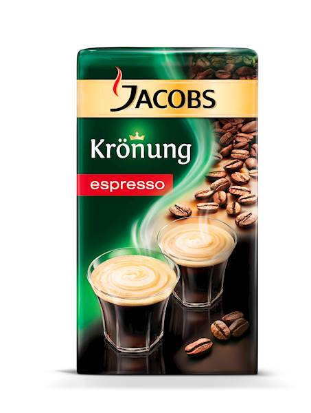 JACOBS KRONUNG miel 500g*12