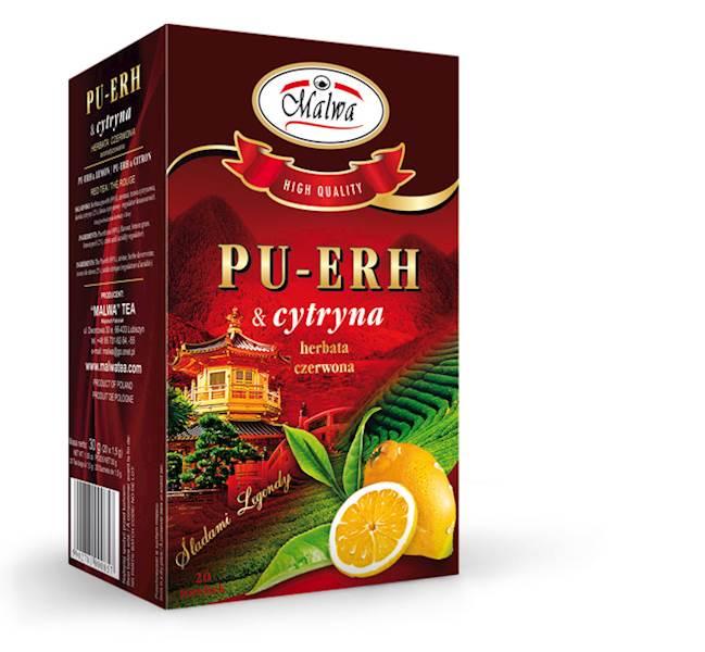 MALWA PU-ERH & LEMON 20/1,5g*12
