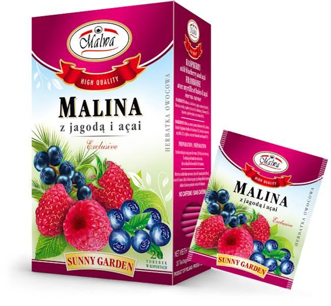 MALWA SG MALINA JAGO.ACAI 20/2g*10
