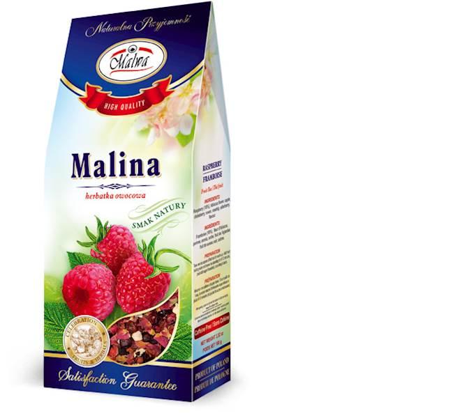 MALWA SUSZ MALINA 100g*12