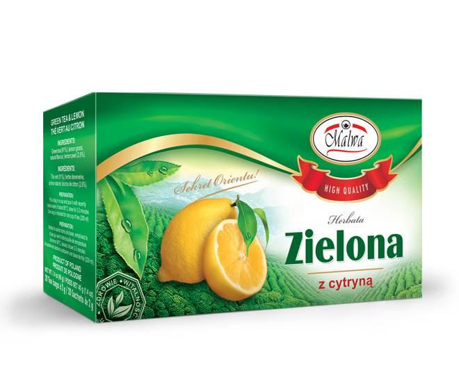 MALWA EX ZIELONA CYTRYNA 20/2g*12