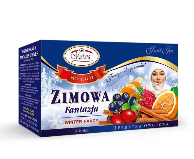 MALWA EX OWOCOWA ZIMOWA FANTAZJA 20/2g*12