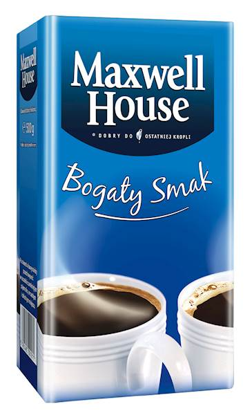 MAXWELL HOUSE MIELONY 500g*12.