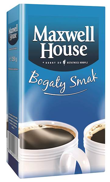 MAXWELL HOUSE MIELONY 250g*12