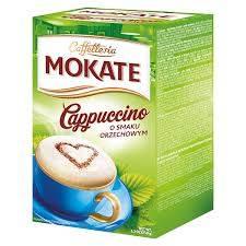 MOKATE CAPP. ORZECHOWE 10/15g*9