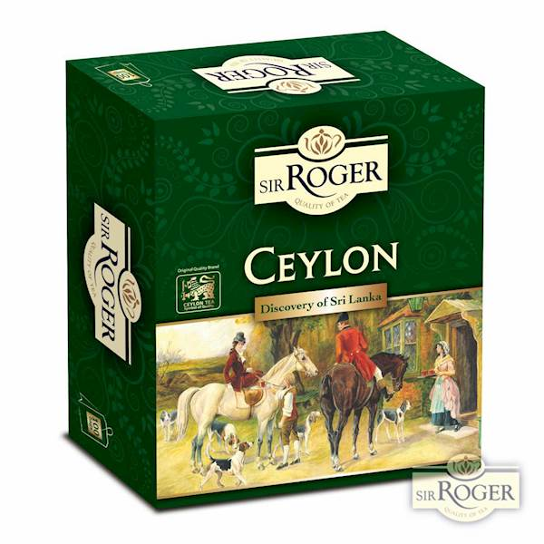 ROGER EX CEYLON COUNTRY 100/2g*12