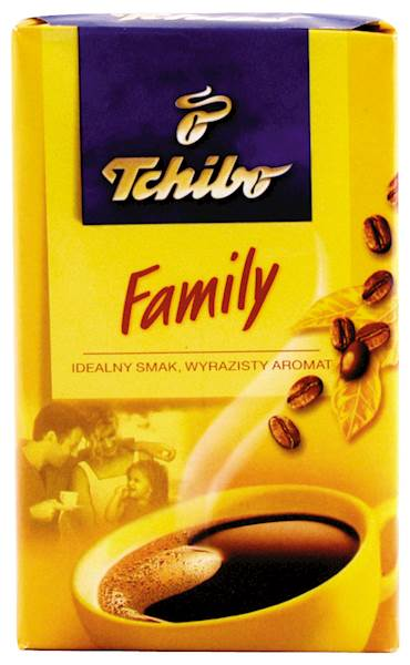 TCHIBO FAMILY 250g*12