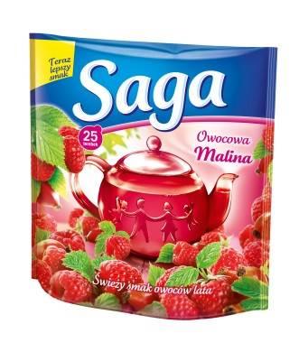 SAGA EX. malina 20/1,4g*20