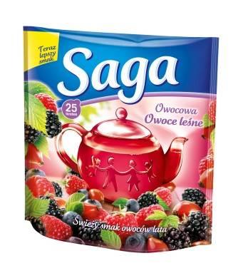 SAGA EX. owoce leśne 20/1,4g*20