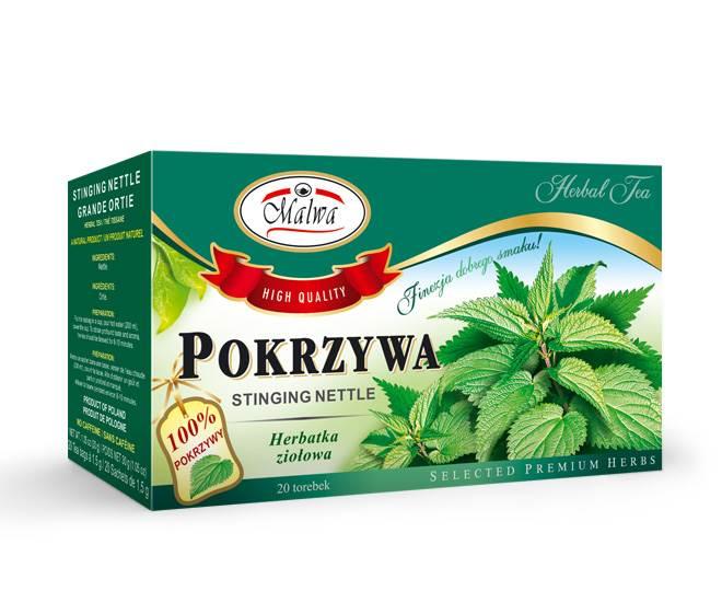 MALWA EX ZIOŁO POKRZYWA 20/1,5g*12.