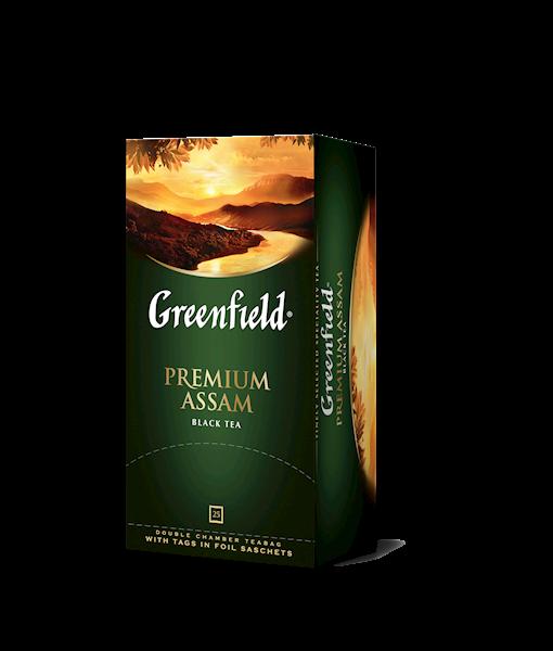 GREENFIELD EX ASSAM 25/2g*15