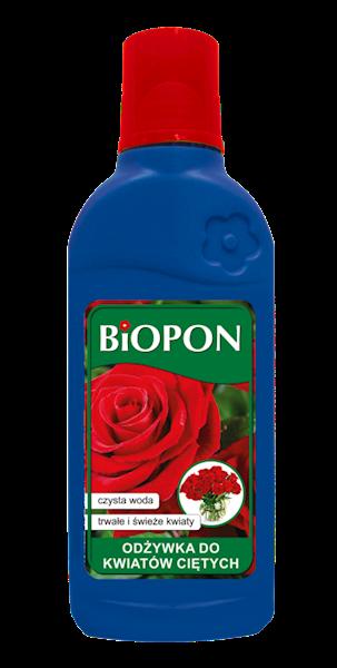 Biopon Odżywka do kwiatów ciętych 0,25 L  /6