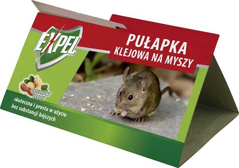 Expel Pułapka klejowa na myszy