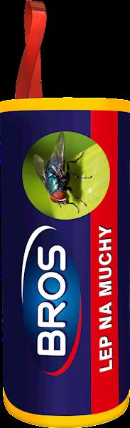 Lep na muchy okrągły