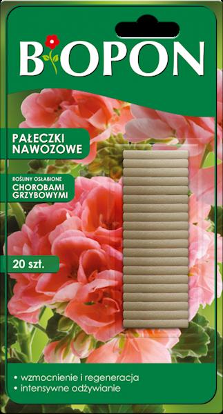 Pałeczki do roślin z chorobami grzybowymi 20 szt.