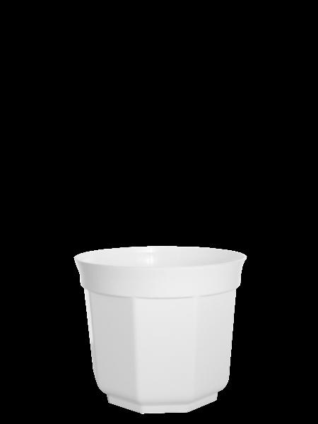 Doniczka ośmiokąt 16 cm