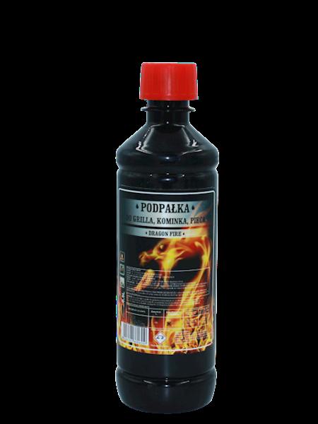 Podpałka płynna Dragon Fire 0,5 L