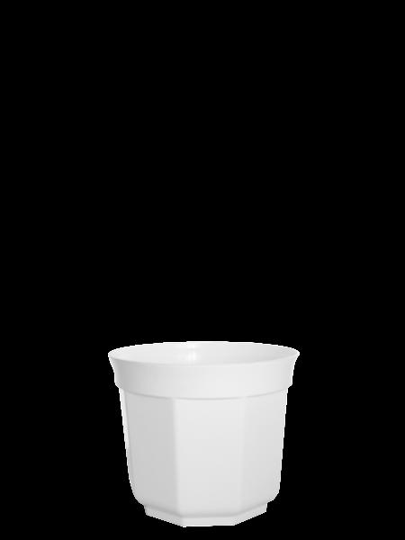 Doniczka ośmiokąt 14 cm