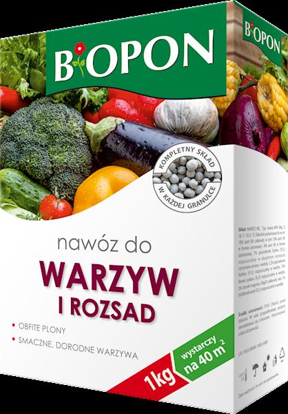 Nawóz do warzyw 1 kg