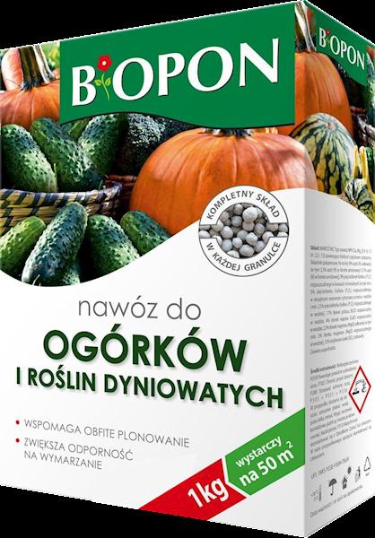 Nawóz do ogórków i dyniowatych 1 kg