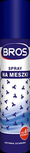 Spray odstraszający meszki 90 ml