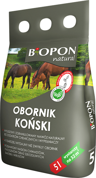 Biopon Obornik koński 5L