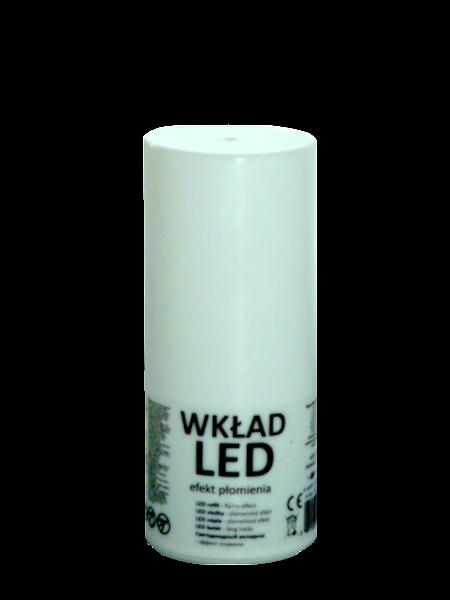 Wkład LED Żywy płomień