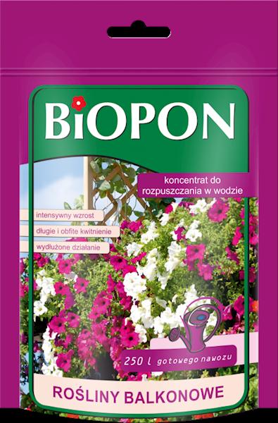Nawóz rozpuszczalny do roślin balkonowych 250 g