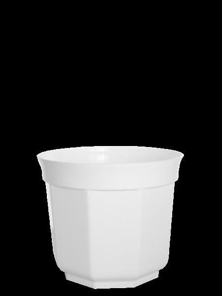 Doniczka ośmiokąt 20 cm