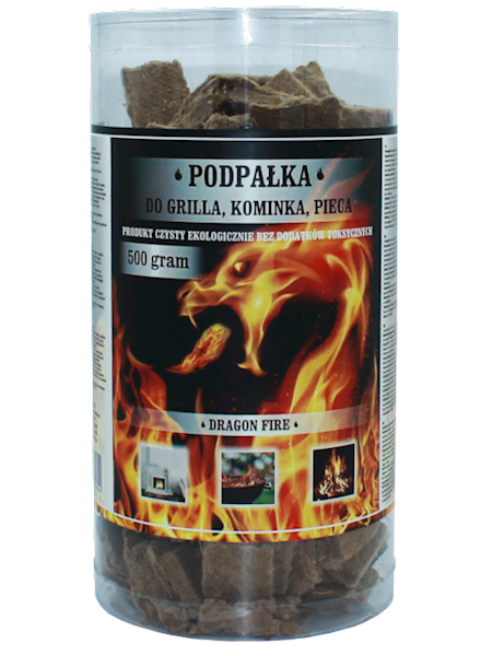 Podpałka Dragon Fire Tuba